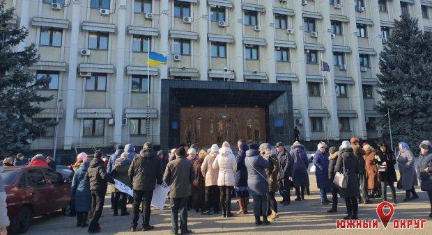 Сычавка должна войти в состав Визирской ОТГ: жители села озвучили свою позицию(фото)