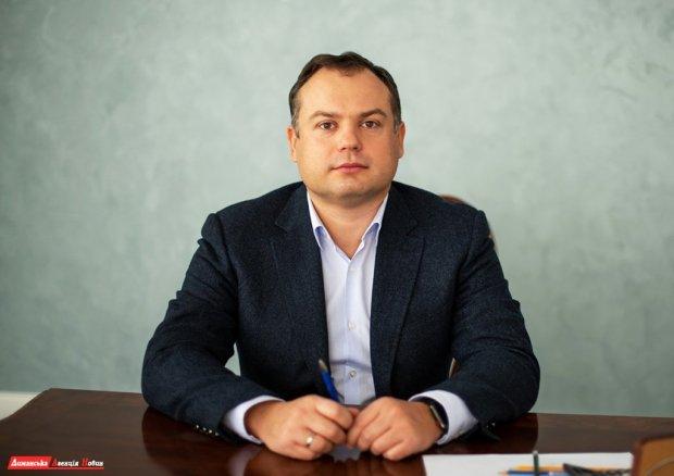 Виталий Кутателадзе, депутат Лиманского районного совета