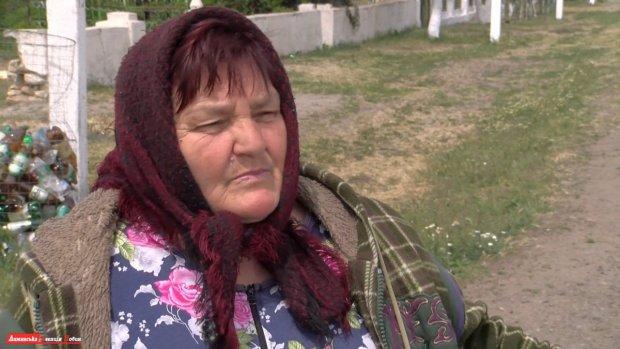 Раиса, жительница села Дмитровка.