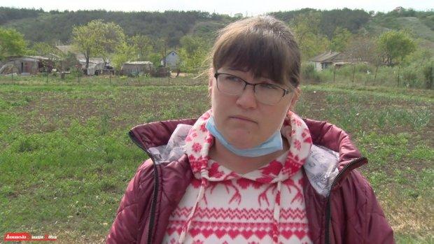 Наталья Обоянова, фельдшер села Калиновка.