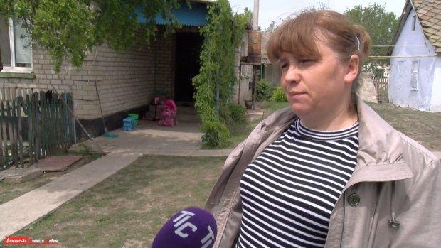 Светлана, жительница села Дмитровка.