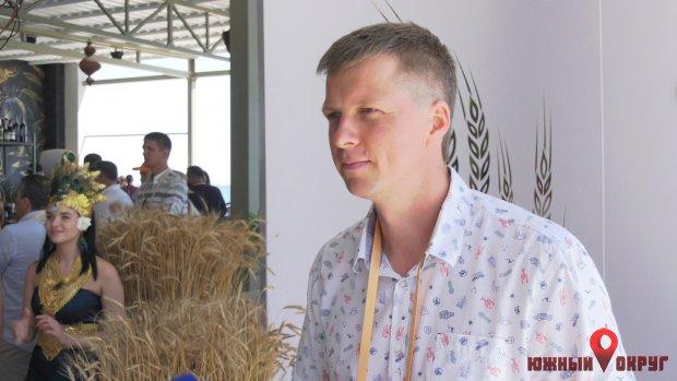 Алексей Мушак, советник премьер-министра Украины по экономическим вопросам и земельной реформе.