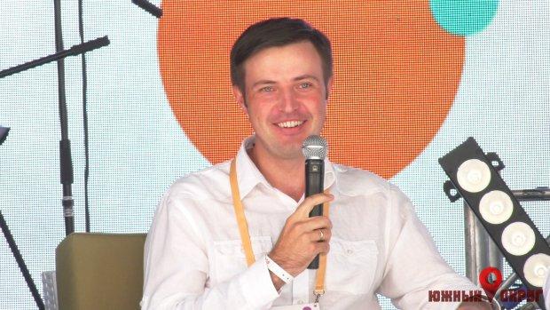 Тарас Высоцкий, замминистра развития экономики, торговли и сельского хозяйства Украины по вопросам агрополитики.