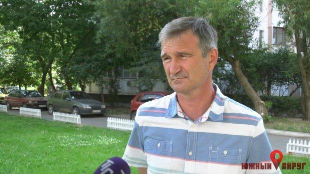 """Андрей Шестов, руководитель КП """"Водоснабжение и канализация""""."""