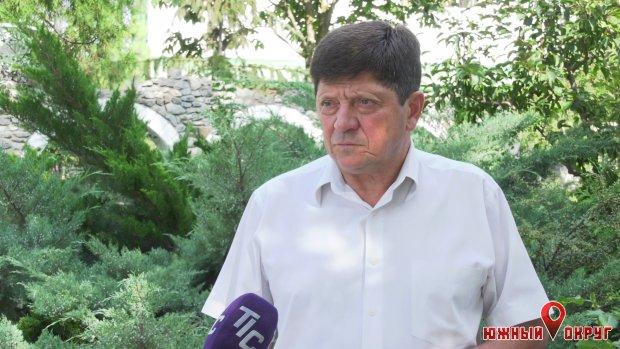 Василий Морозов, житель Южного.