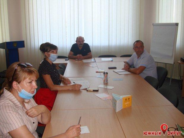 """В Березанке прошел """"круглый стол""""касательно торговли людьми"""