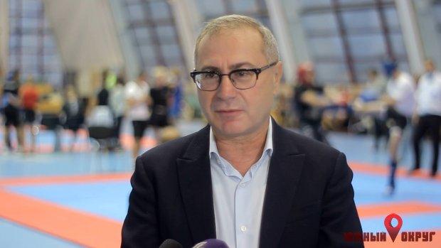 Олег Кутателадзе, сооснователь компании ТИС, депутат Одесского областного совета.
