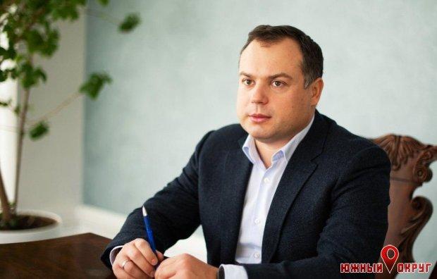 """Виталий Кутателадзе, директор ООО """"ТИС-Уголь""""."""