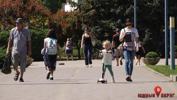 Жители Южного: нуженли городу скейт-парк (фото)