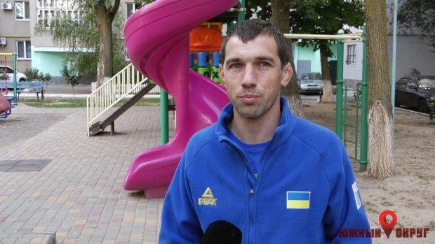 Александр Ануфриев, председатель ОСМД поСтроителей, 9