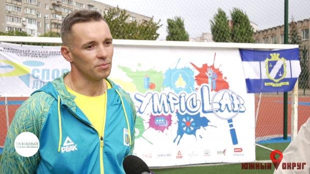 Николай Кремер, старший тренер сборной Украины погребле.