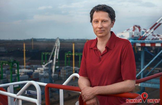 Егор Гребенников, совладелец ТИСа.