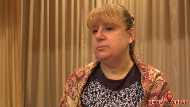 Людмила Мальшакова, художественный руководитель ДК.
