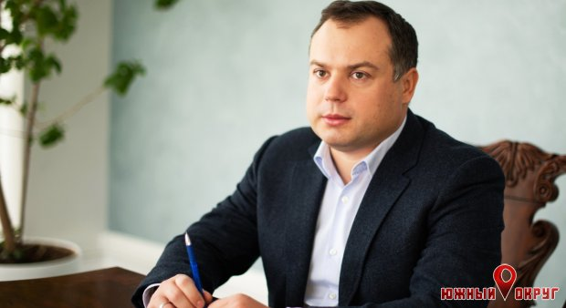 Виталий Кутателадзе, депутат Южненского городского совета.