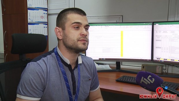 "Алексей Лашин, оператор ЦПУ ООО""ТИС-Уголь""."