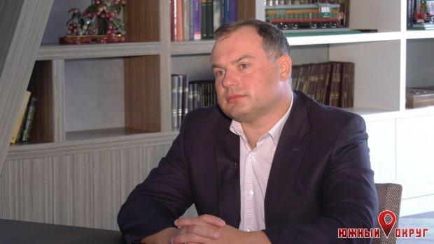 Виталий Кутателадзе опреимуществах создания наблюдательных советов вЮжненской ОТГ