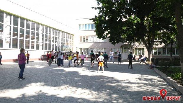 ВООШ №1 города Южный дети посещают летний оздоровительный лагерь (фото)
